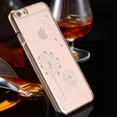 Coque transparente Glitter Diamond Apple iPhone 6/6s Dandelion
