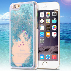 Coque Pailletée Quicksand Star Apple iPhone 6/6S