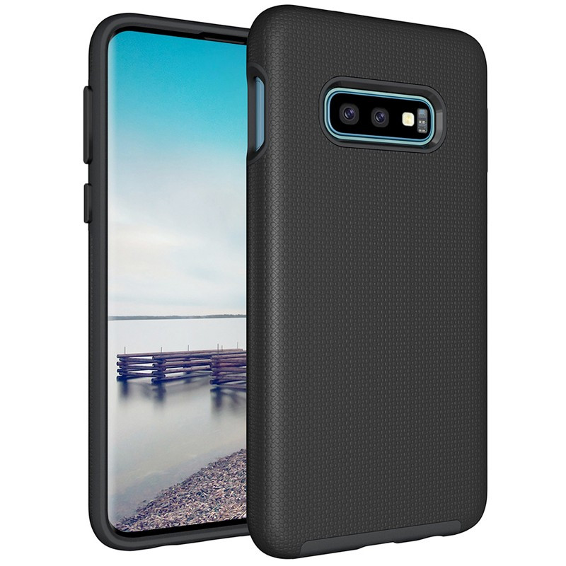 Coque rigide Eiger NORTH Samsung Galaxy S10e Noir