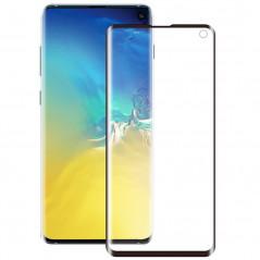 Protection écran verre trempé Eiger 3D GLASS Edge Samsung Galaxy S10e