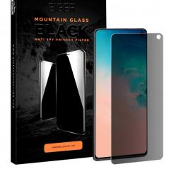 Protection écran verre trempé Eiger 2.5D GLASS PRIVACY Samsung Galaxy S10e