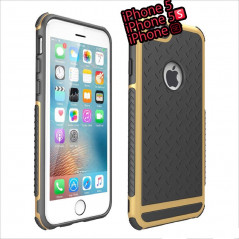 Coque FLOVEME Paladin Series Apple iPhone 5/5S/SE Or