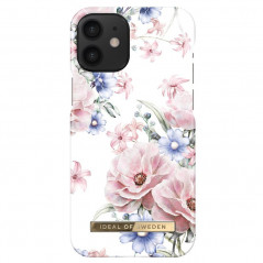 Coque rigide iDeal of Sweden Floral Romance Apple iPhone 12 MINI