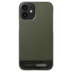 Coque rigide iDeal of Sweden Metal Woods Apple iPhone 12 MINI
