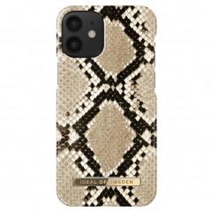 Coque rigide iDeal of Sweden Sahara Snake Apple iPhone 12 MINI
