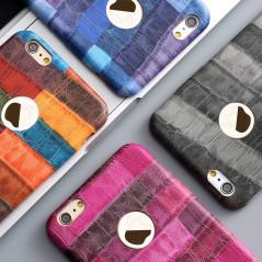 Coque CROCO GRAIN Series Apple iPhone 6/6s Plus