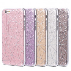 Coque pailletée GEOMETRY Series Apple iPhone 6/6S