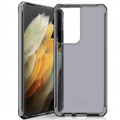 Coque souple ITSKINS Spectrum Clear Samsung Galaxy S21 Ultra 5G