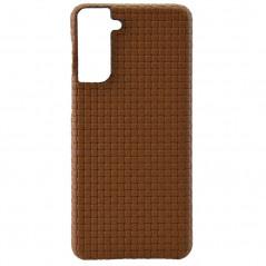 Coque cuir Mike Galeli GINO Series Samsung Galaxy S21 5G