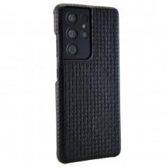 Coque cuir Mike Galeli GINO Series Samsung Galaxy S21 Ultra 5G