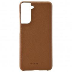 Coque cuir Mike Galeli LENNY Series Samsung Galaxy S21 Plus 5G