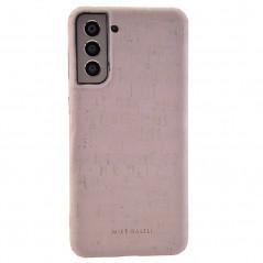 Coque rigide Mike Galeli LEVI CORK BIO Series Samsung Galaxy S21 5G