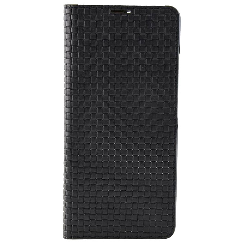 Etui cuir Mike Galeli ENZO Series Samsung Galaxy S21 5G Noir