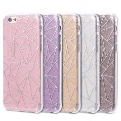 Coque pailletée GEOMETRY Series Apple iPhone 6/6S Plus