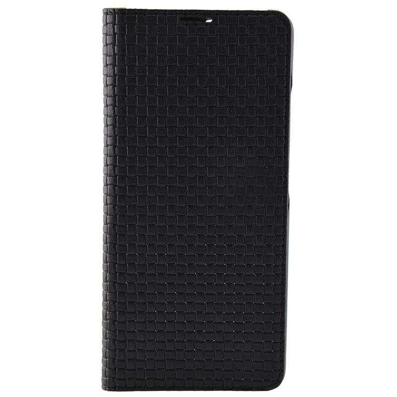 Etui cuir Mike Galeli ENZO Series Samsung Galaxy S21 Ultra 5G Noir