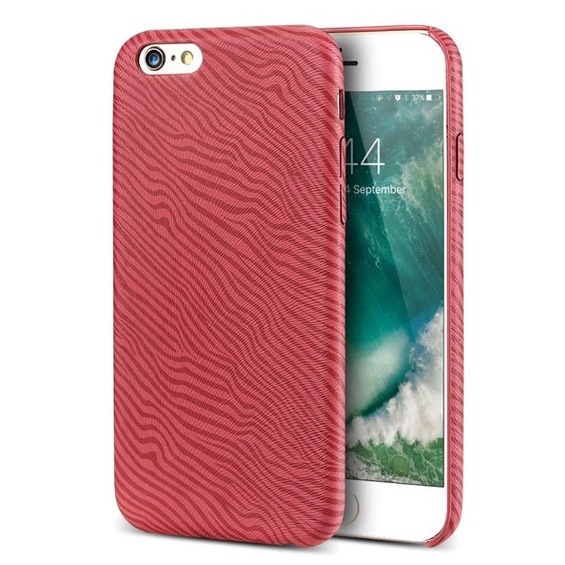 Coque ZEBRA Stripe Series Apple iPhone 6/6s Rouge