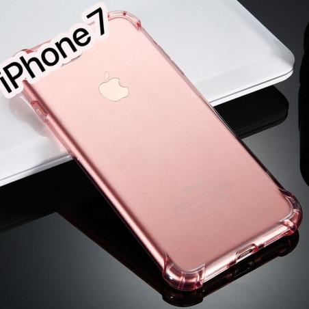 Coque Crystal clear Angles renfoncés Apple iPhone 7/8