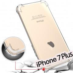 Coque Crystal clear Angles renfoncés Apple iPhone 7/8 Plus