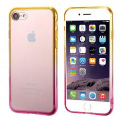 Coque silicone gel GRADIENT Apple iPhone 7