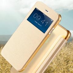Étui folio ultra-fin à fenêtre Apple iPhone 7/8