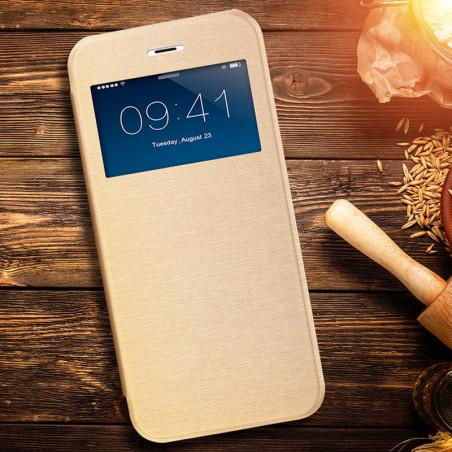 Étui folio ultra-fin à fenêtre Apple iPhone 7/8 Plus