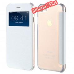 Étui folio ultra-fin à fenêtre Apple iPhone 7 Plus