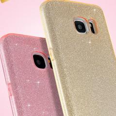 Coque PAILLETEE ETINCELANTE Samsung Galaxy S7 Edge