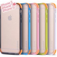 Coque MESH Soft Touch perforé Apple iPhone 5/5S/SE