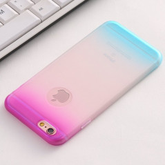 Coque silicone gel GRADIENT Apple iPhone 6/6S Plus