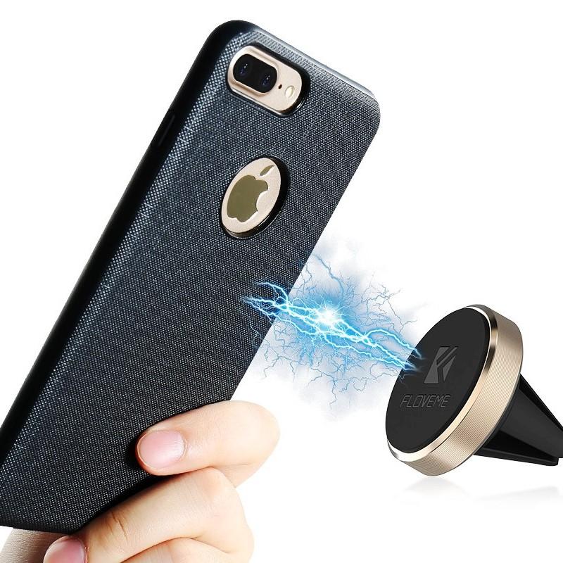 coque aimante iphone 7 plus