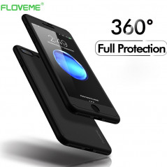 Coque FLOVEME 360° Protection Apple iPhone 7/8 Plus