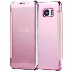 Etui folio Mirror Clear View Samsung Galaxy S7