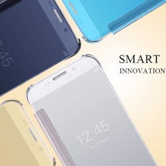 Etui folio Mirror Clear View Samsung Galaxy S7