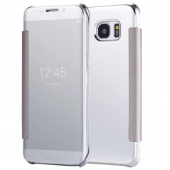 Etui folio Mirror Clear View Samsung Galaxy S7 Edge