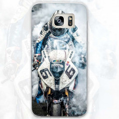 Coque rigide MotoGP Racing Samsung Galaxy S7