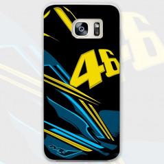 Coque rigide Valentino Rossi VR46 (01) Samung Galaxy S7