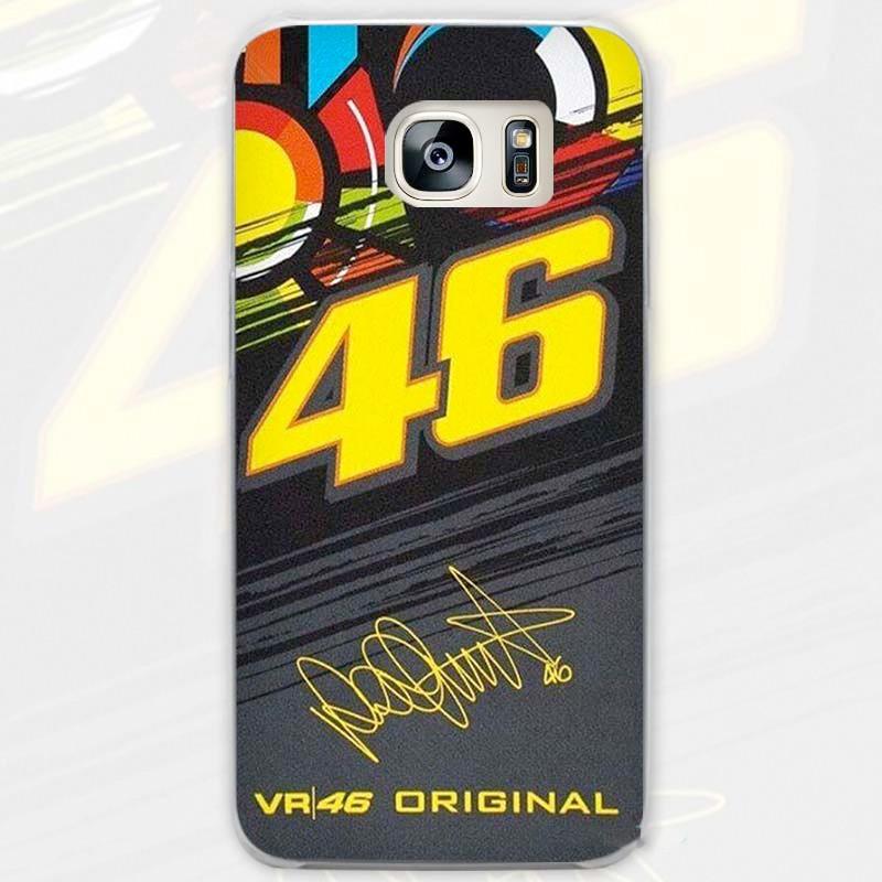 Coque rigide Valentino Rossi VR46 (02) Samung Galaxy S7 Edge
