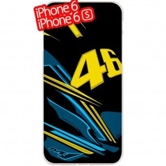 Coque rigide Valentino Rossi VR46 (01) Apple iPhone 6/6S