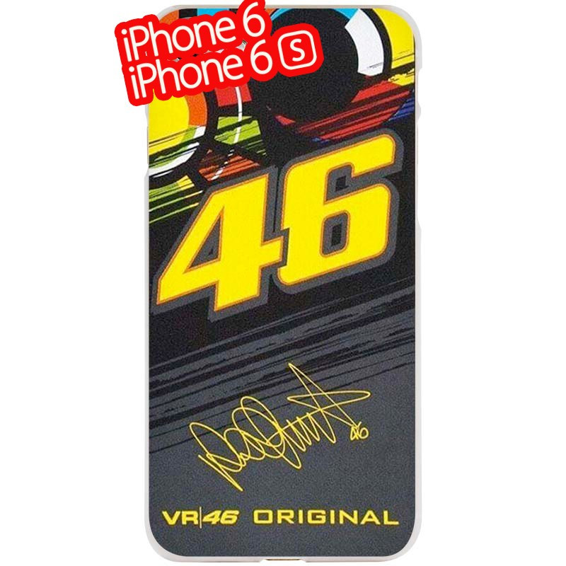 Coque rigide Valentino Rossi VR46 (02) Apple iPhone 6/6S