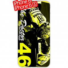 Coque rigide Valentino Rossi VR46 The Doctor (01) Apple iPhone 6/6S