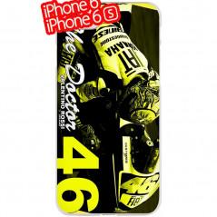 Coque rigide Valentino Rossi VR46 The Doctor (01) Apple iPhone 6/6S