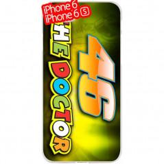 Coque rigide Valentino Rossi VR46 The Doctor (02) Apple iPhone 6/6S