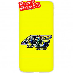 Coque rigide Valentino Rossi VR46 FORZAVALE Apple iPhone 6/6S