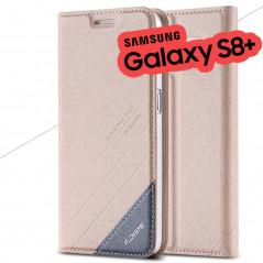 Etui folio Floveme Geometric Series Samsung Galaxy S8 Plus