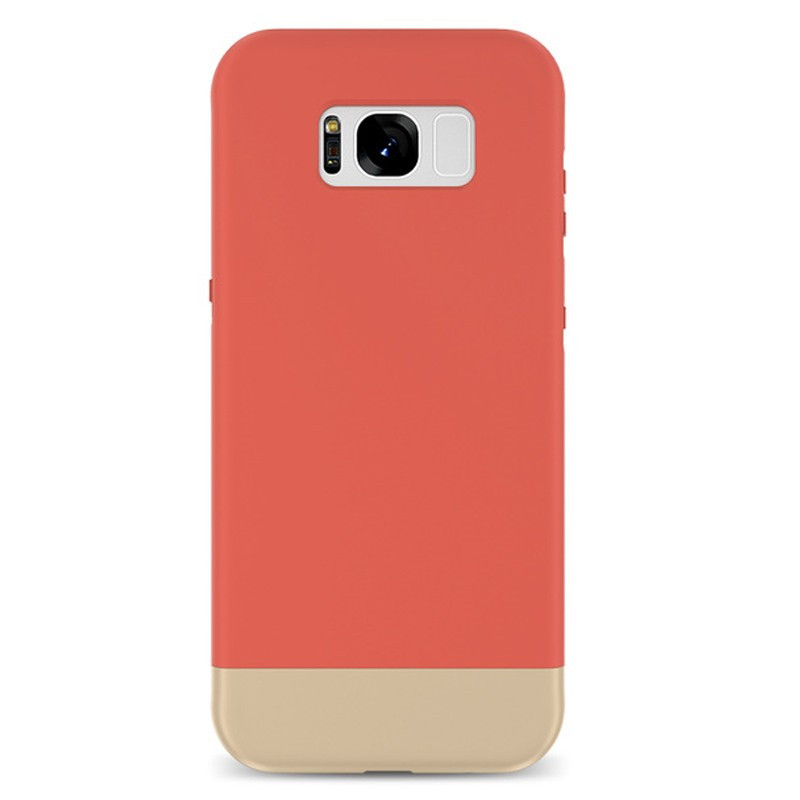 Coque rigide Floveme Creative Series Samsung Galaxy S8 Rouge