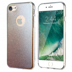 Coque silicone gel ultra pailletée Apple iPhone 7