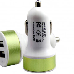 Chargeur de voiture Dual USB 5V 3.1A