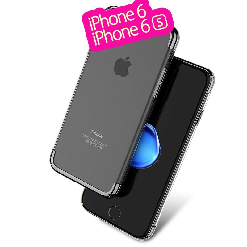 Coque rigide Floveme ARC Series Apple iPhone 6/6S Noir