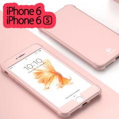 Coque FLOVEME 360° Protection angles renforcés Apple iPhone 6/6S