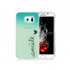 Coque rigide SMILE Samsung Galaxy S6